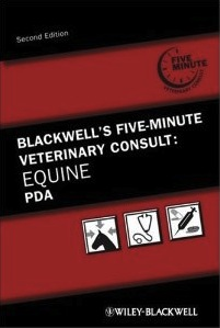 5 Minute Veterinary Consult--Equine